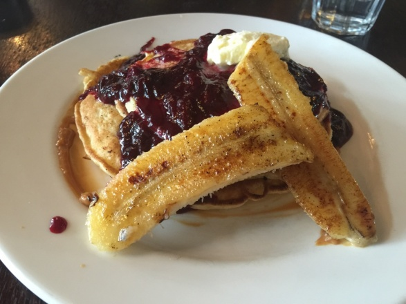 El M pancakes