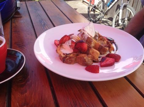 Long Beach french toast