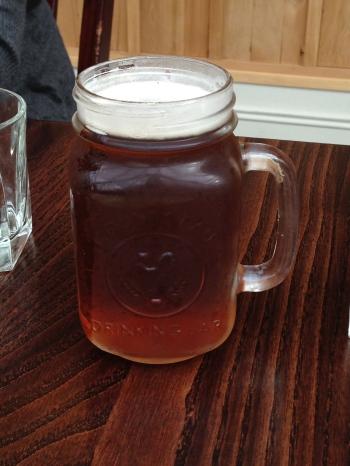 Pickle Jar Pint