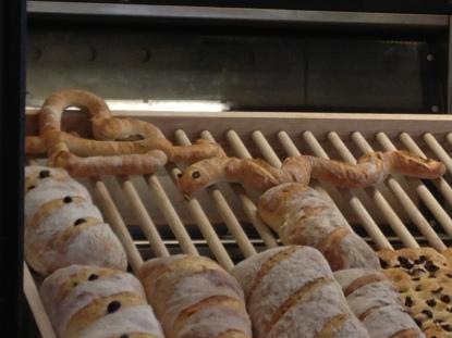Prefab breads