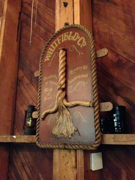 Crab Shack decor