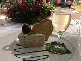 Zealandia dessert