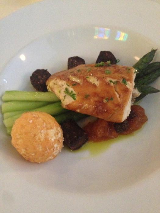 Ortega fish