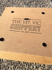Mt Vic Chippery box
