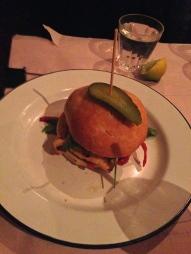 Monterey burger
