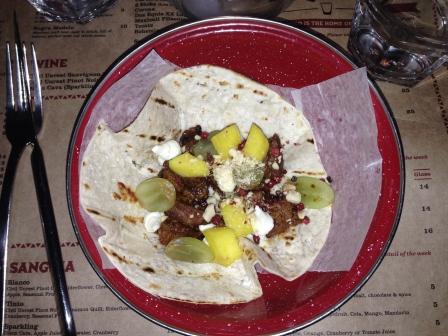 Mexico taco