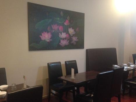 Lotus decor