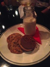 Hideaway dessert