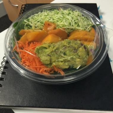 Seize salad