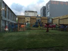 Cin cin backyard
