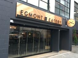Egmont exterior