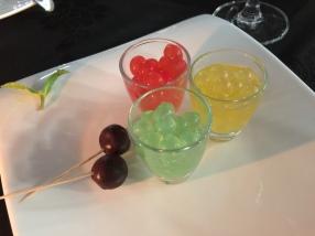 FV fruit caviar