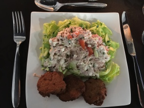 FV salad root veges