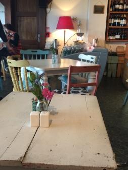 Marine Eatery decor