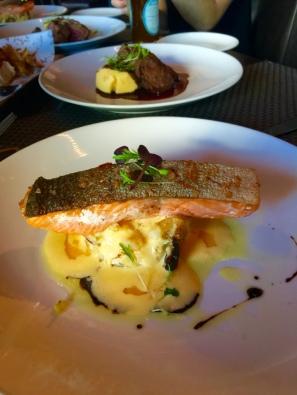 Portlander WOAP salmon