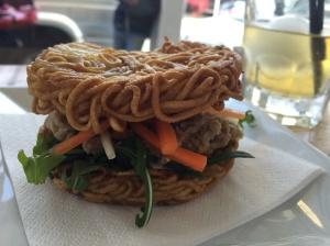 Ram shop burger