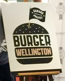 Burger Welly logo
