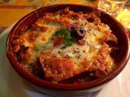 Il Pic lasagne