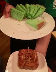 Nam D cakes