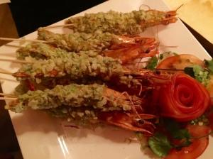 Nam D shrimp
