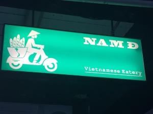 Nam D signage