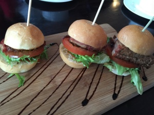 BB meatloaf sliders