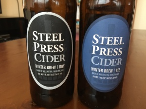Steel Press front