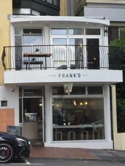 Franks building