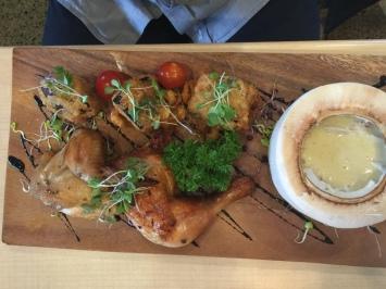 Tahi chicken