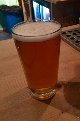 Caroline beer Mussell Inn