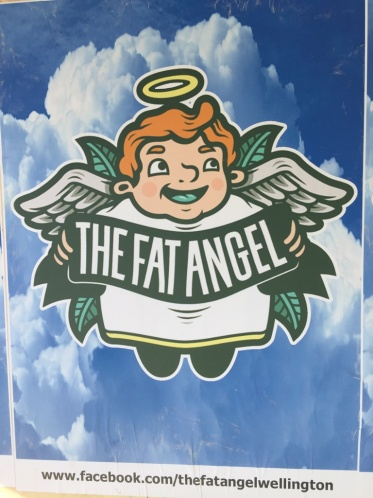 Fat angel teaser
