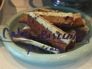 Tomboy cake biscuit