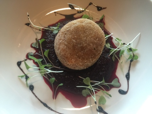 Portlander ox cheek donut