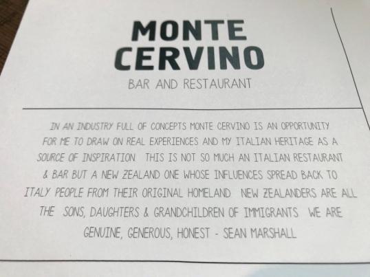 MonteC motto